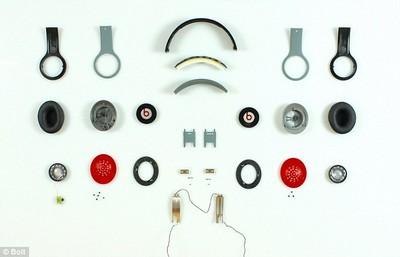 知名耳機拆解剖析!發現我好像被坑勒