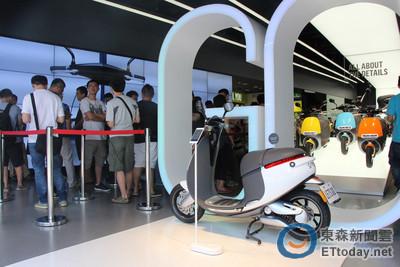 快訊/GOGORO推新方案 電池月租299起