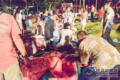 衛福部:八仙爆炸造成510人受傷