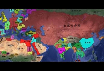 4分鐘看世界史 蒙古根本開外掛
