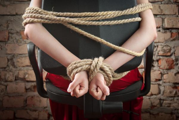 綁架、俘虜、人質示意圖。(圖/達志/示意圖)