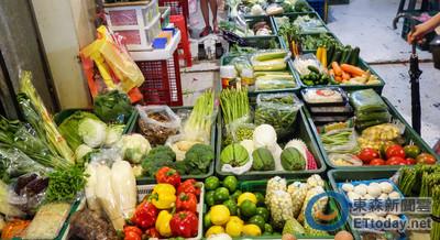 3月菜價貴了8成!食物漲幅創近43個月新高