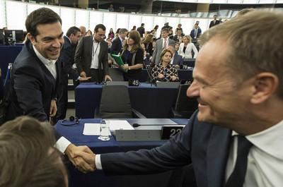 希臘危機獲共識 歐盟主席:達成無異議協議