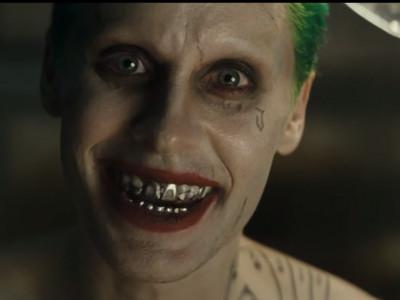 《自殺特攻隊》預告曝光!小丑超陰險笑 網友背脊涼了