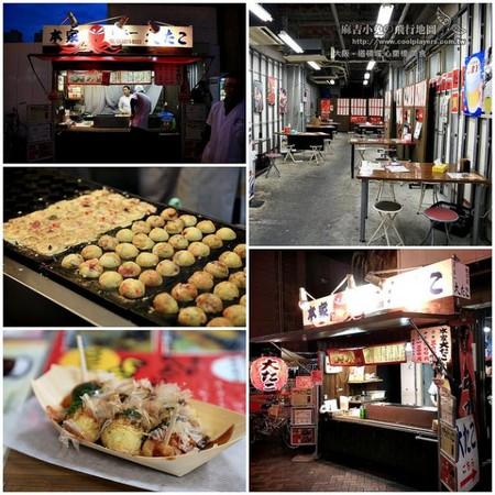 大阪13家美食懶人包!拉麵、章魚燒、起司蛋糕