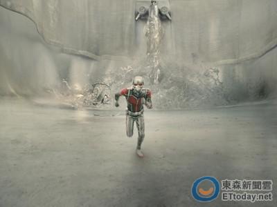 《蟻人》帶領昆蟲「小小兵」 搶攻暑假3D電影市場