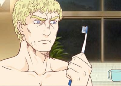 羅馬浴場番外篇,路西斯把牙刷帶回羅馬改寫歷史啦