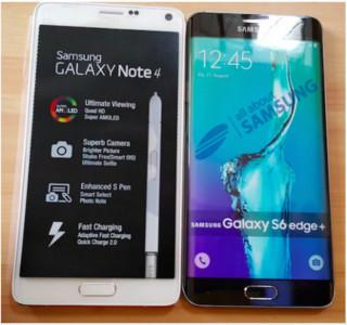 三星 Galaxy S6 edge+ 外觀曝光