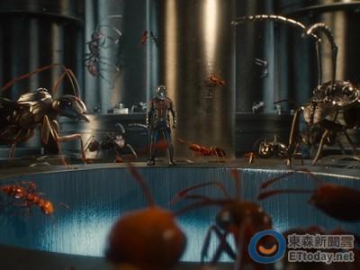 復仇者聯盟裡誰最強?「蟻人」打敗鋼鐵人、美國隊長!