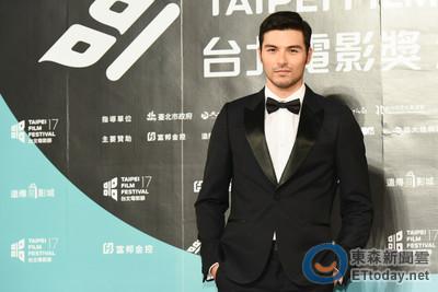 台北電影獎╱鳳小岳當「觀眾」很輕鬆!花鞋子成亮點