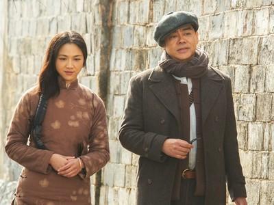 劉青雲新片中教湯唯用槍 網友直呼:連打鳥都這麼唯美