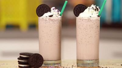 想喝「OREO星冰樂」嗎?那就自己在家打呀~