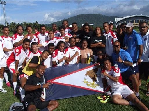世界最弱足球隊」美屬薩摩亞踢18年終於贏了  ETtoday運動雲  ETtoday新聞雲