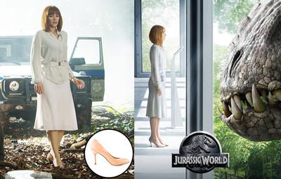 《侏羅紀世界》跑贏暴龍的高跟鞋,推出電影啦!