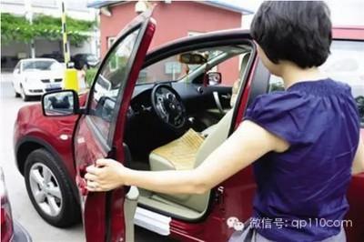 車內降溫只要10秒,首先你要有台車