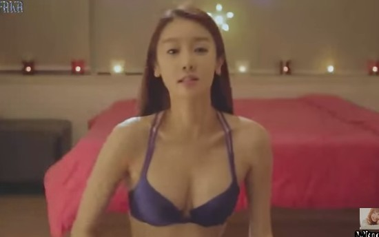 南韓,脫衣,層層疊,疊疊樂,正妹,推倒