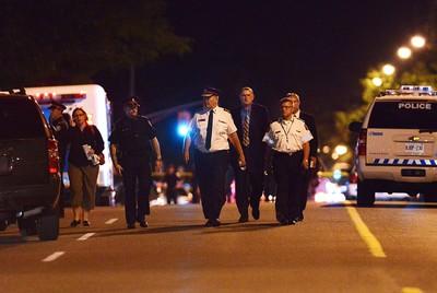 多倫多爆史上最慘槍戰 2死22傷