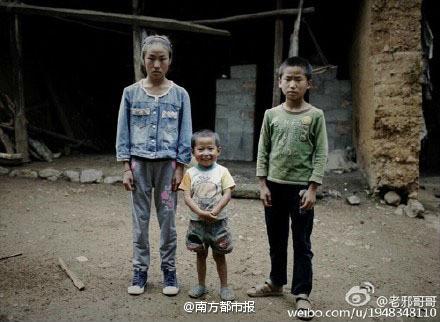 四川女童作文《淚》感人 網友:世上最悲傷的小學作文