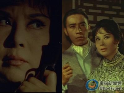 闖入好萊塢第1位華人女星!李麗華獲金馬獎終身成就獎