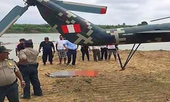 祕魯,申冤,總理,斬首,直升機,女子