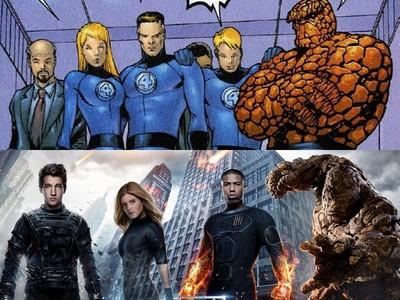 《驚奇四超人》為何沒有穿隊服?麥爾斯泰勒:這不合理