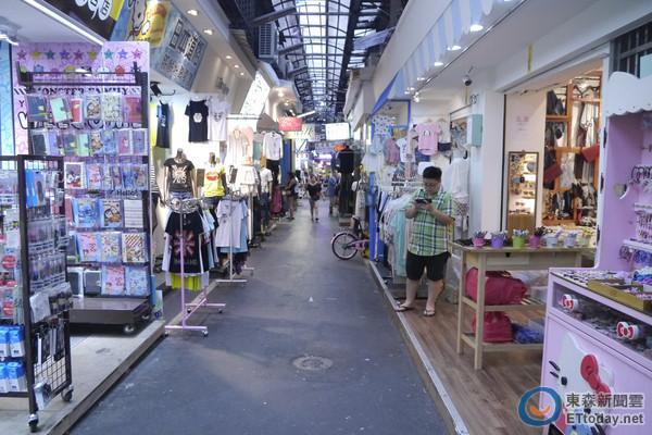 五分埔像死水、饒河街走下坡 台北東區已經不行了嗎?