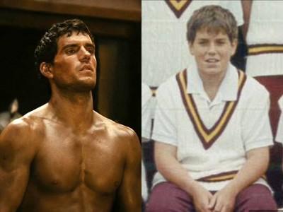 「超人」亨利卡維爾小時候胖遭恥笑 1天向媽哭訴3次