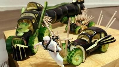 又到玩茄子黃瓜的盂蘭盆節,今年是瘋狂麥斯:茄子道