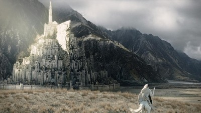 魔戒王城將現身英國?建築師團隊催生米那斯提力斯