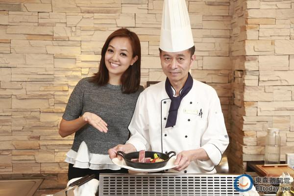 「犇」铁板烧董事长杨欣    用努力证明富二代的实力