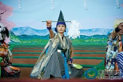 橋本愛為《小森食光》拼了! 苦練1個月傳統神樂舞