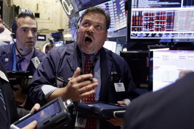 Fed為升息留伏筆 美股由紅翻黑