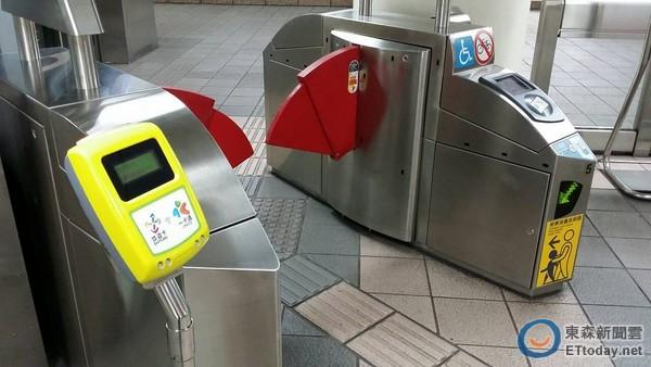 「一卡通」9月起台北捷運也能用 亮黃色刷卡機曝光