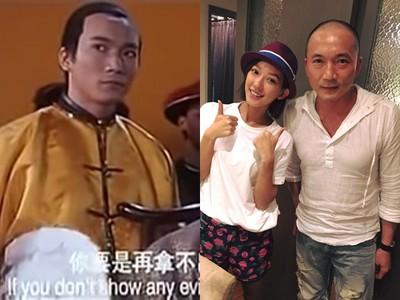 孟耿如笑倚「最帥反派」鄒兆龍 網驚:常威怎都沒老!