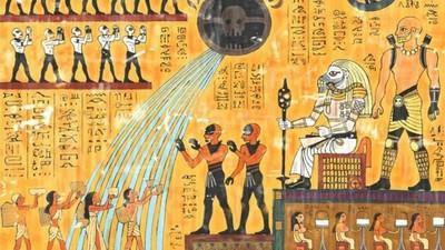 瘋狂麥斯化身5千年前埃及壁畫,這版本你看得懂嗎?