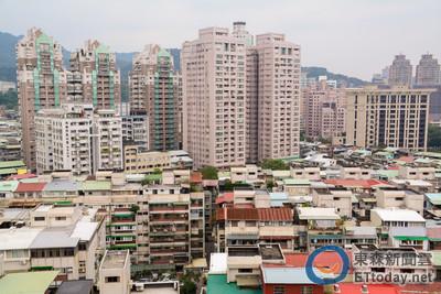 台北市公寓價格下跌 信義區每坪掉11.7萬