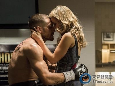 吻遍好萊塢性感巨星!最強發電機再添傑克葛倫霍一吻