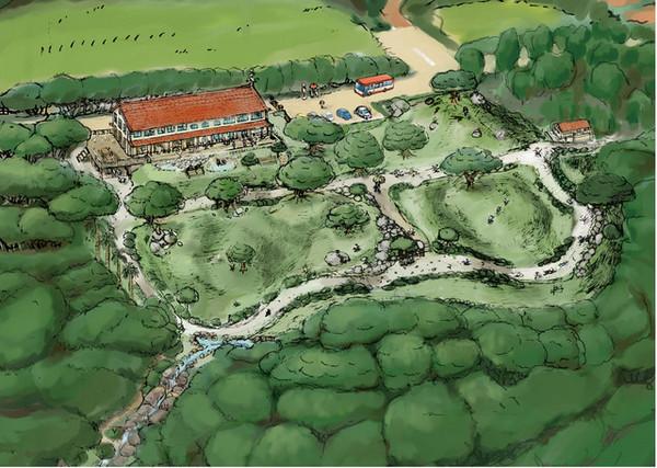 走進風的家爬樹玩土!宮崎駿在沖繩建「兒童自然公園」