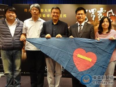 李崗拍《阿罩霧風雲2》 林佳龍邀學子看片「關心台灣」