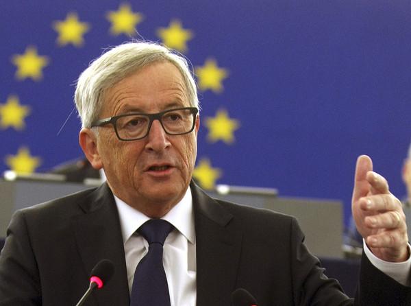 ▲歐盟執行委員會主席榮科(Jean-Claude Juncker)。(圖/達志影像/美聯社)