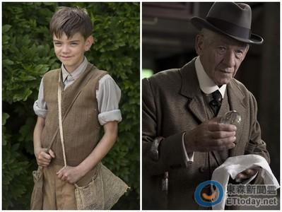 10歲童星米洛帕克新片化身小華生 協助福爾摩斯破懸案