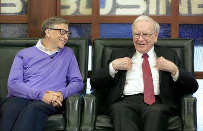 巴菲特轟是老鼠藥、比爾蓋茲喊要做空 比特幣挑戰1萬美元大關GG