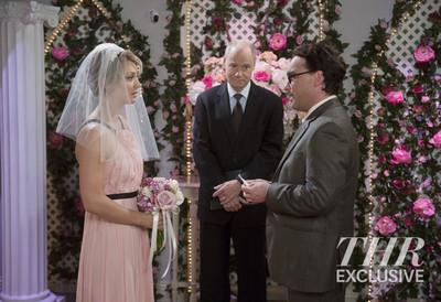《生活大爆炸》第9季最新預告! 佩妮+萊納德結婚了