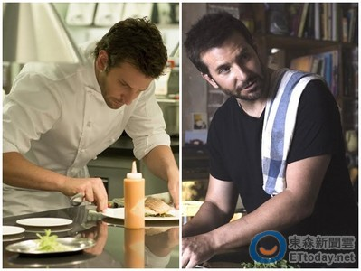 布萊德利庫柏到漢堡店打工 學「地獄廚師」廚房飆髒話