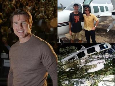 湯姆克魯斯新片驚傳墜機意外! 2人死亡1人重傷