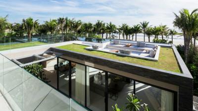 渡假風海景Villa!怎設計成...轟趴房勒!