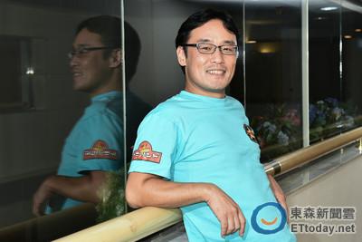 專訪/搞笑臉下藏著細膩心  私底下AV男優東尼大木
