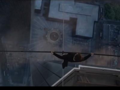 高登李維400m高空「命懸一線」!為潛入雙子星不惜全裸
