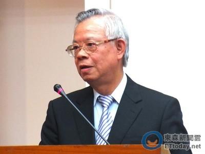 彭淮南22日拜會蔡英文 央行:選紀念幣照片