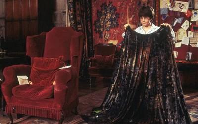 哈利波特身世解謎 JK羅琳揭「隱形斗篷怎麼來」